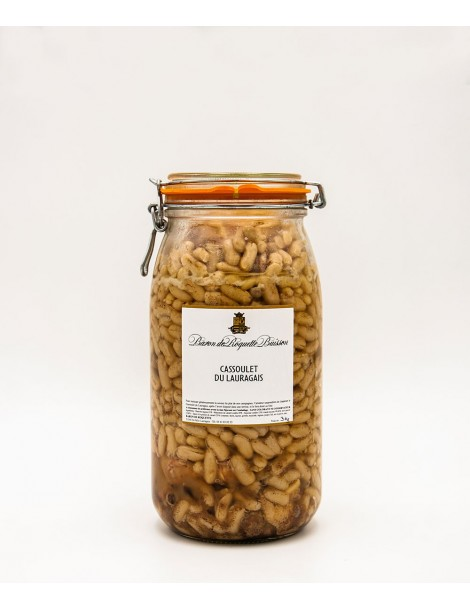 Cassoulet en verrine - 3kg - 6 parts